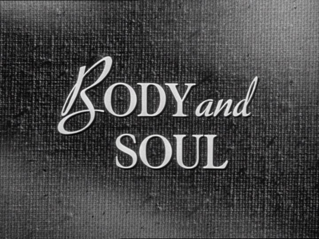 body and soul title still